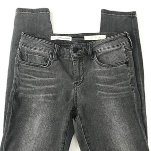 Pilcro Anthropologie Stet Ankle Skinny Jeans 28